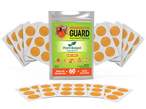 Mosquito Guard Repellent StickersPatches