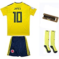 Soccer Youth Jersey Set ● Colombia ● Home Edition ●