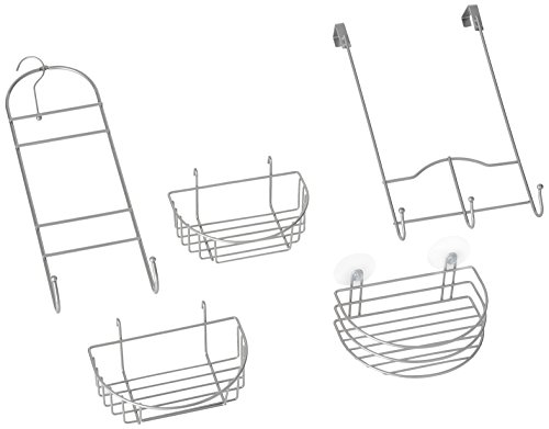 Organize It All Shower Caddy Combo Set