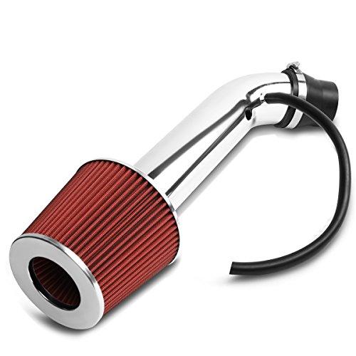 - DNA MOTORING ITK-0069-RD Red Air Intake+Filter System [for 96-00 Honda Civic]