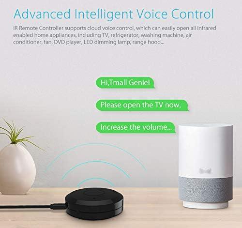 Control de Aire Acondicionado TV para Smart Life App Compatible con el Mando a Distancia Universal Alexa Echo con aplicación Smart Home Automation: Amazon.es: Electrónica