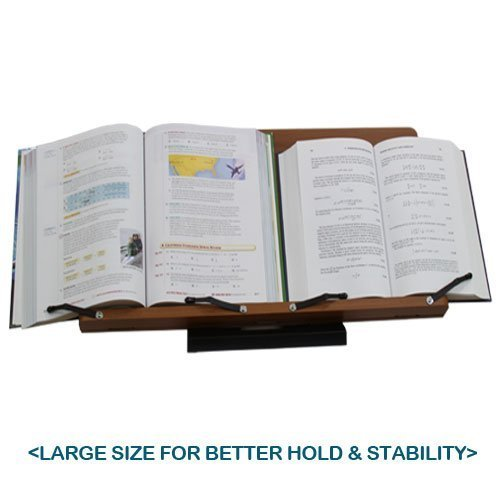 Wiztem Rosemary Book Stand (23.6 X 11.8' Bookstand / Bookstands / Holder / Cookbook / Music)'