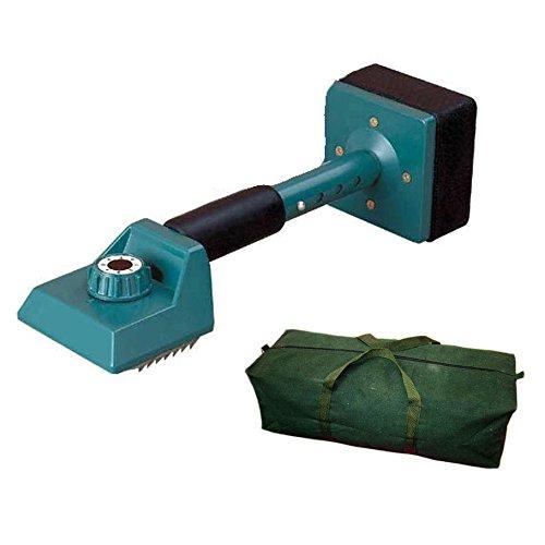 Voche Professional Carpet Fitting Knee Kicker - Green + Canvas Bag Voche®