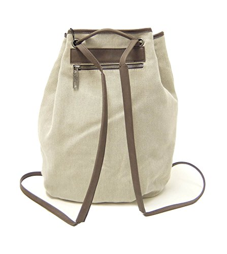 Zaino bag Marrone Gergo Nav3 Vaso Naturale ww0xqZ