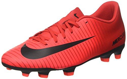 Nike Mercurial Vortex Hommes Iii Chaussures Fg Footbal Multicolores (université Pourpre Redblackbright)