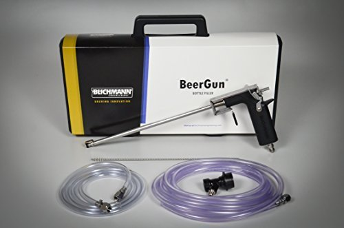(Blichmann BeerGun Stainless Bottle Filler & Accessory Kit)