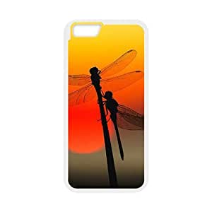 """T-TGL(RQ) Print your own photo phone Case for Iphone6 Plus 5.5"""" cheap Dragonfly case"""