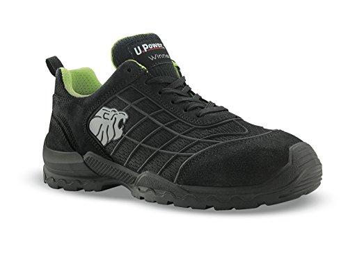power Chaussures Turf U Src S1p De Noir Sécurité Normes pzHET