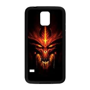 Diablo Samsung Galaxy S5 Cell Phone Case Black VC969682