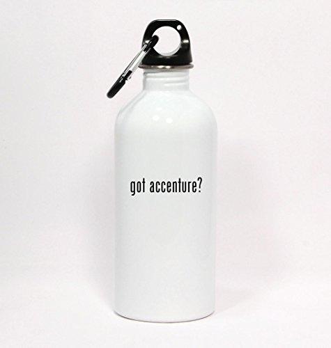 got-accenture-white-water-bottle-with-carabiner-20oz
