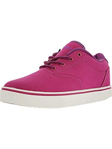 Heelys Unisex Launch (Little Kid/Big Kid/Adult) Berry/Purple/White Roller Skate