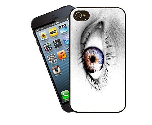 Auge-iPhone-Tasche - passen diese Abdeckung Apple Modell 4 und 4 s - von Eclipse-Geschenk-Ideen