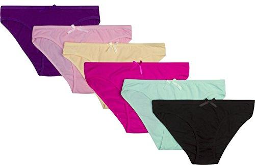 Nabtos Cotton Bikini Underwear Panties