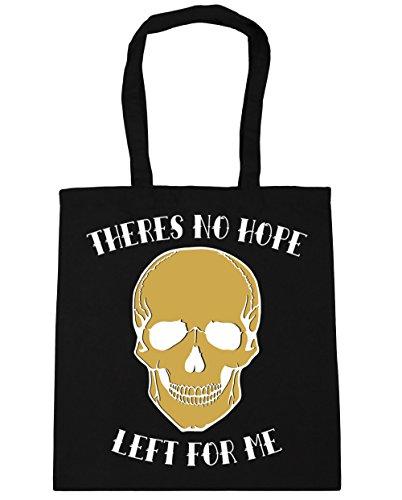 HippoWarehouse - Bolsa de playa de Algodón  Mujer negro