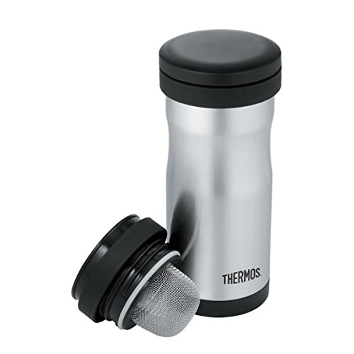 Ss Tea Tumbler With Infuser