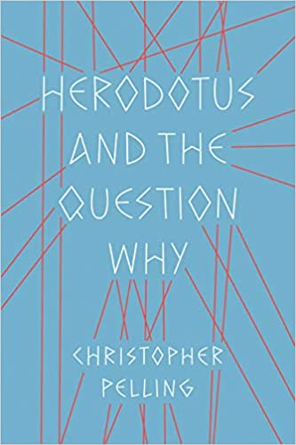 Book cover - white title on blue background with red lines