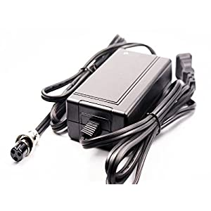 Intocircuit 36W 24V 1.5A Electric Scooter Battery Charger