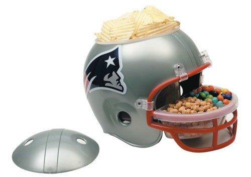 Wincraft Snack ヘルメット - NFL ニューイングランドペイトリオッツ (New England Patriots)   B072BVKTRW