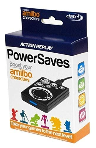 Amiibo Action Replay Powersaves (wii U/3ds)