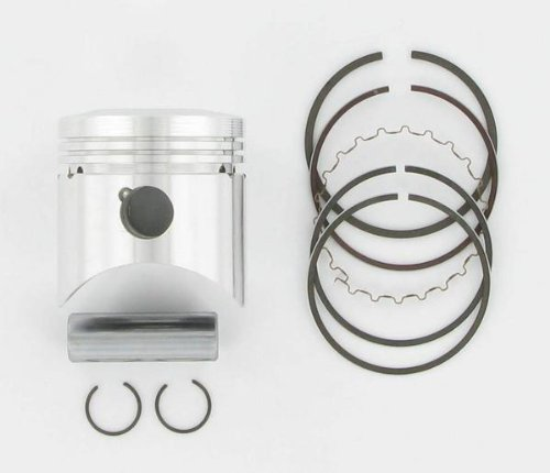 Wiseco 4665M04800 48.00mm 9.7:1 Compression Motorcycle Piston Kit