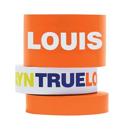 One Direction 1D + OD Together Washi Tape Louis (One Direction School Supplies)