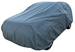 Leader Accessories 3 Layer Universal Fit Dust Resistant SUV Cover (SUV up to 20\'0\