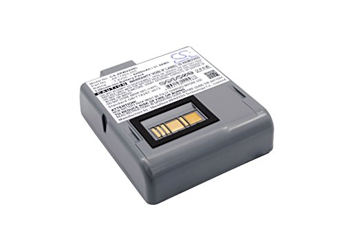 Battery Replacement for Zebra L405, RW420, RW420 EQ Part NO AK17463-005, CT17102-2 ()