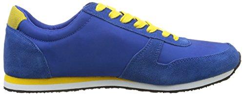Clearblue Disco - Zapatillas azul - Bleu (Bleu/Jaune)