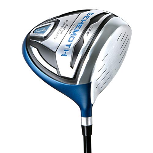 Intech Golf Illegal Non-Conforming Anti-Slice Behemoth Draw 520cc Offset Driver Men's RH 10.5 Degree Regular Flex