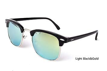 Gafas De Sol Polarizadas Gafas De Sol Semi-Rimless.Mujeres ...