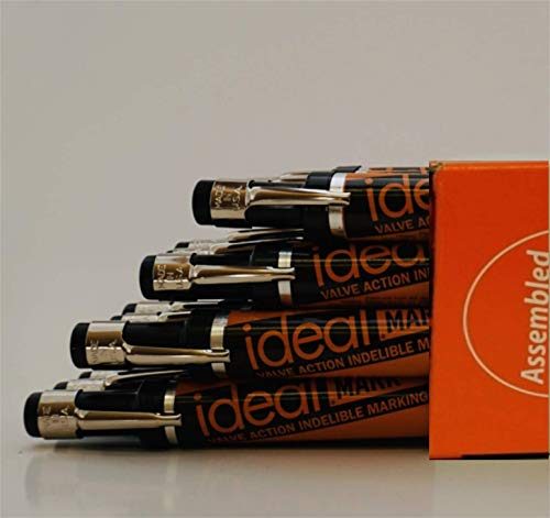 (Ideal Mark Valve Action Marking Pen (Black))