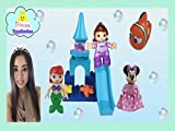 Clip: Disney Princess Collection- Ariel Toy unboxing with Princess ToysReview