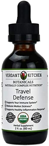 VERDANT KITCHEN Travel Defense