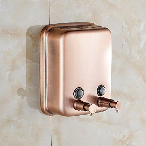 Copper Antique Soap Dispenser - 4