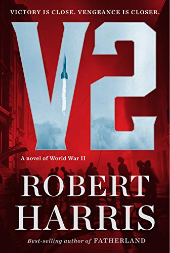 Book Cover: V2: A novel of World War II