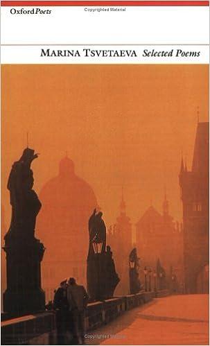 Book Selected Poems (Oxford Poets) by Marina TSvetaeva (1999-10-28)