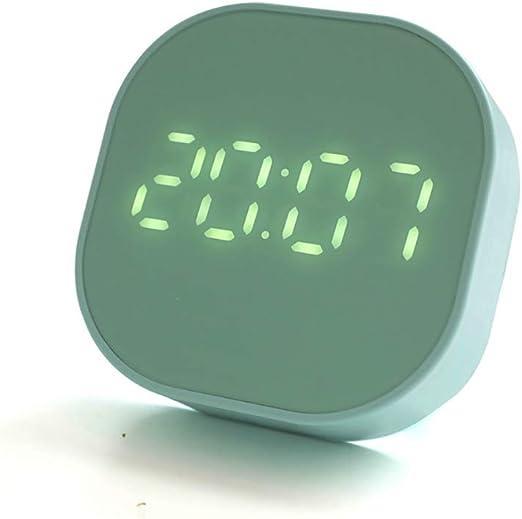 Misoler Temporizador Despertador, Reloj Digital LED Portátil ...