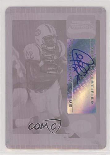 - Cedric Houston #/1 (Football Card) 2005 Bowman Chrome - [Base] - Printing Plate Magenta #236