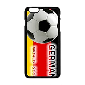 German world cup football Cell Phone Case Cover For Apple Iphone 6 4.7 Inch