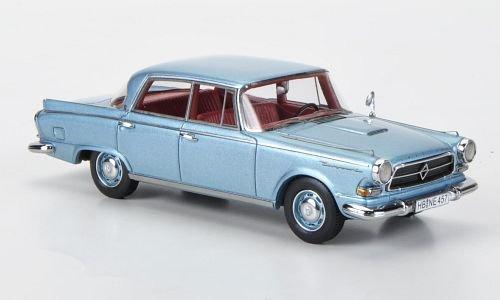 Neo – 43457 – Fahrzeug Miniatur – Borgward P100 – Echelle 1: 43