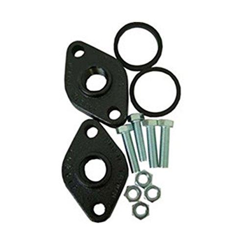 - Grundfos 539605 GF 1-1/2-Inch 40/43 Cast Iron Flange Set