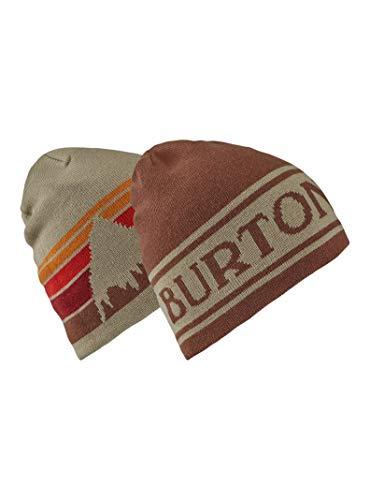 Burton Unisex Billboard Beanie, Hawk/Chestnut, One Size