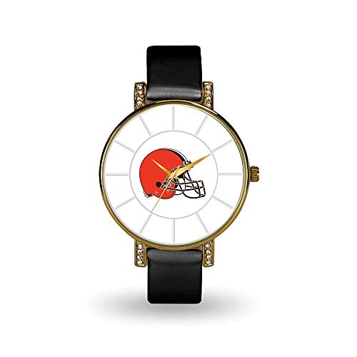 Gifts Watches NFL Cleveland Browns Lunar Watch by Rico Industries
