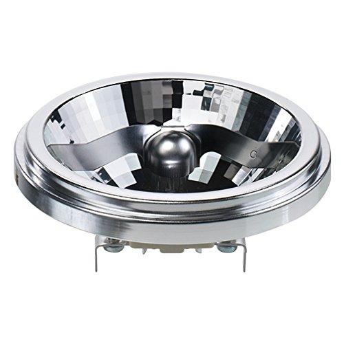 (パックof 12 ) 75 Wスポットg53 ar111 12 Vライト電球 B077RW6D8P