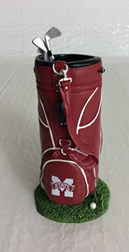 Bag Mississippi Golf (Mississippi State Golf Bag Pen Holder#440)
