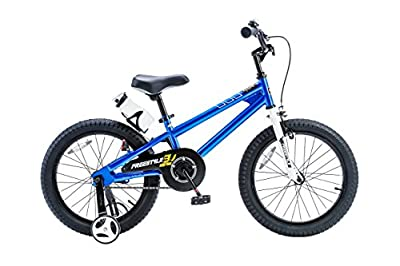 RoyalBaby BMX Freestyle Kids Bike, Boy's Bikes and Girl's Bikes with training wheels, 12 inch, 14 inch, 16 inch, 18 inch, Gifts for children by Royalbaby Cycle Co., Ltd.