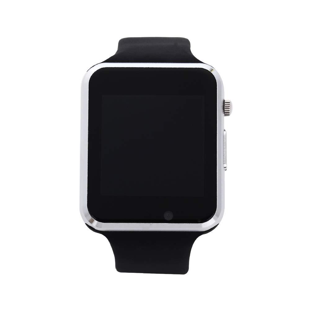 A1 Reloj de pulsera bluetooth Smart Reloj deportes podómetro ...