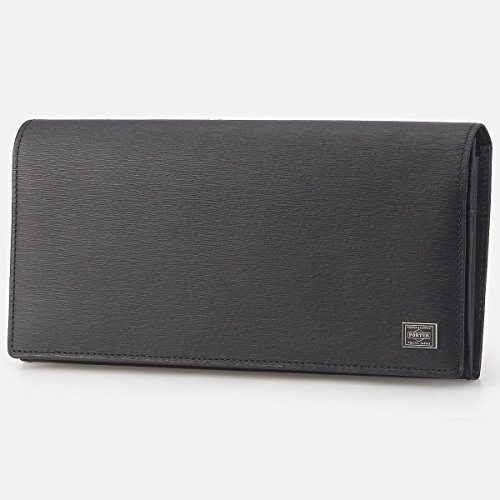 ポーター(PORTER) ポーター カレント ウォレット 長財布(052-02201) B00W87HBO6 ブラック 1サイズ