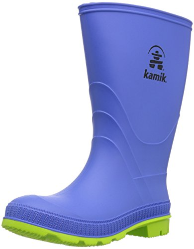 Kamik Boys' Stomp Rain Boot