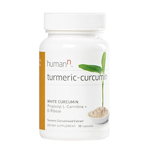 Cheap HumanN – Vegan Friendly Turmeric Curcumin C3 with L-Carnitine and D Ribose – Support for Inflammation & Healthy Joints – 30 Vegetarian Capsules – From the Makers of SuperBeets